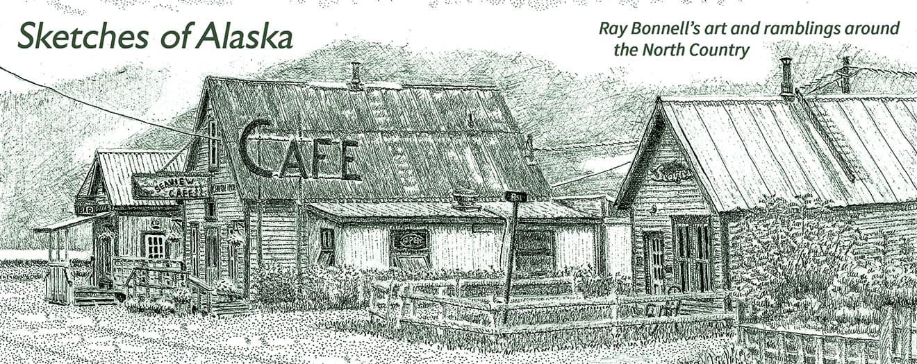 Sketches of Alaska